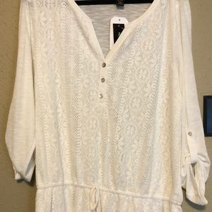 NWT Style & Co Blouse